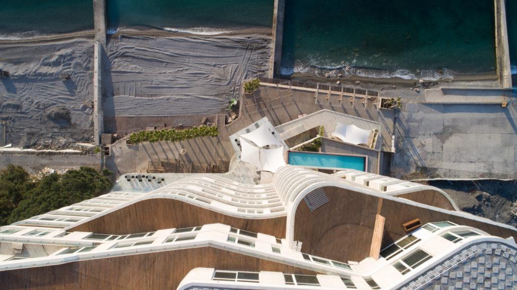 Апартаменты в комплексе Опера Прима у моря 19