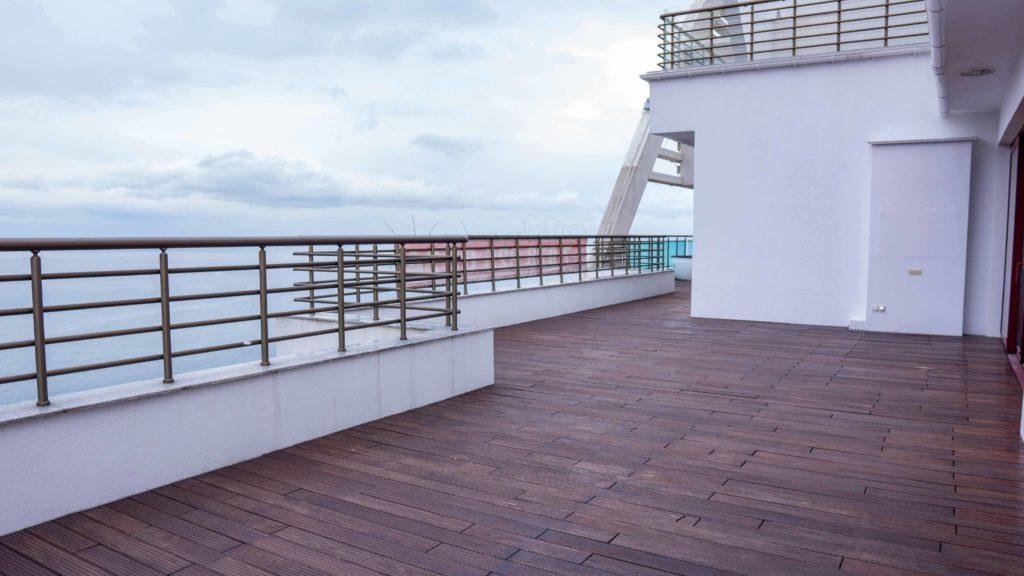 Апартаменты в приморском парке с видом на море 4