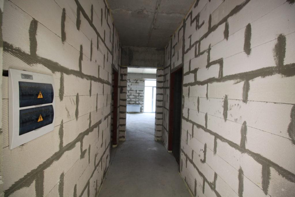 Квартира №713 в ЖК Шато Лувр 2