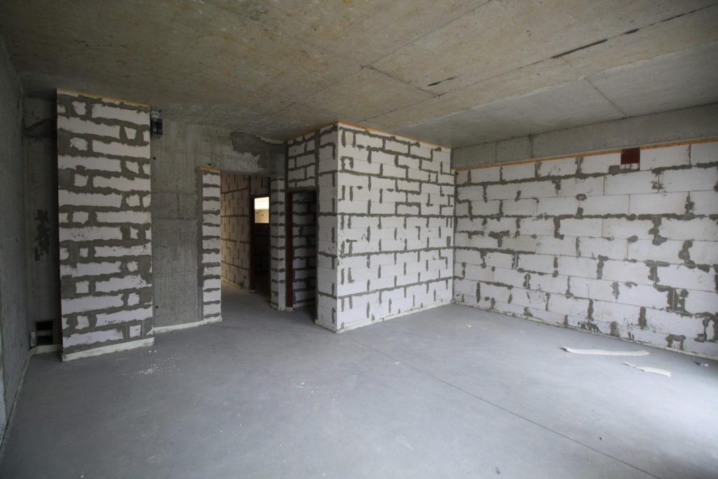 Квартира №713 в ЖК Шато Лувр 8