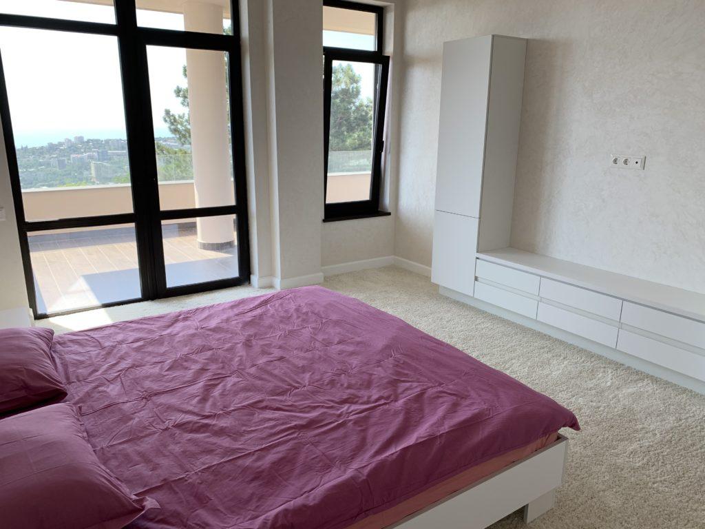 Купить новый дом с отделкой в Ялте на участке 5 соток 13