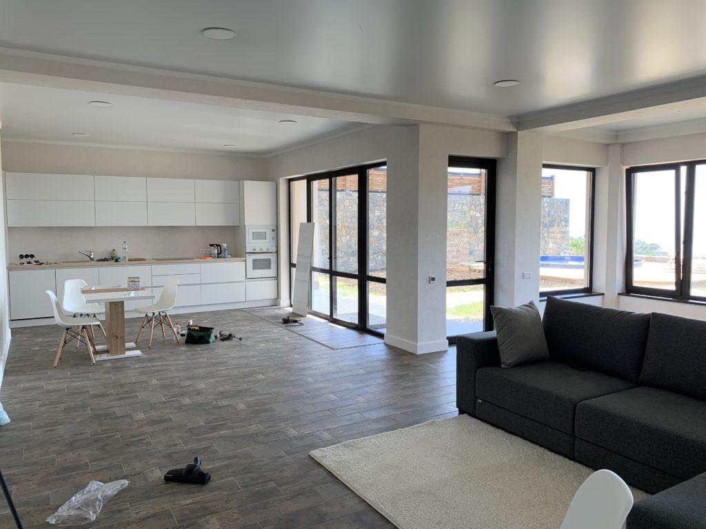 Купить новый дом с отделкой в Ялте на участке 5 соток 37