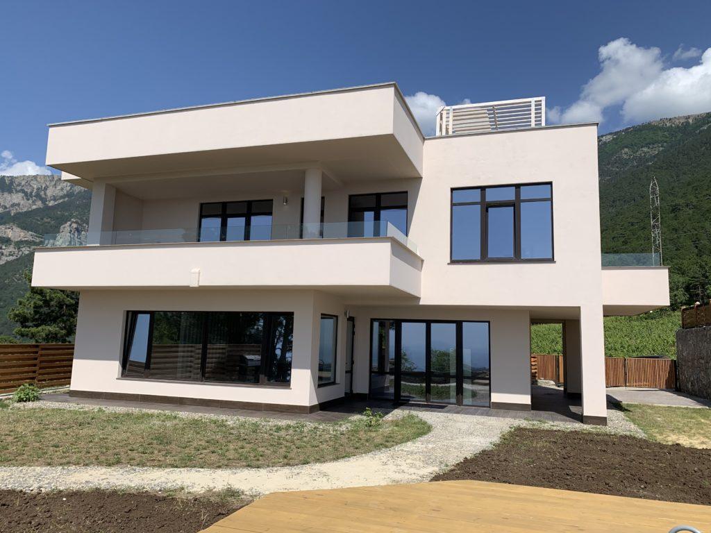 Купить новый дом с отделкой в Ялте на участке 5 соток 39