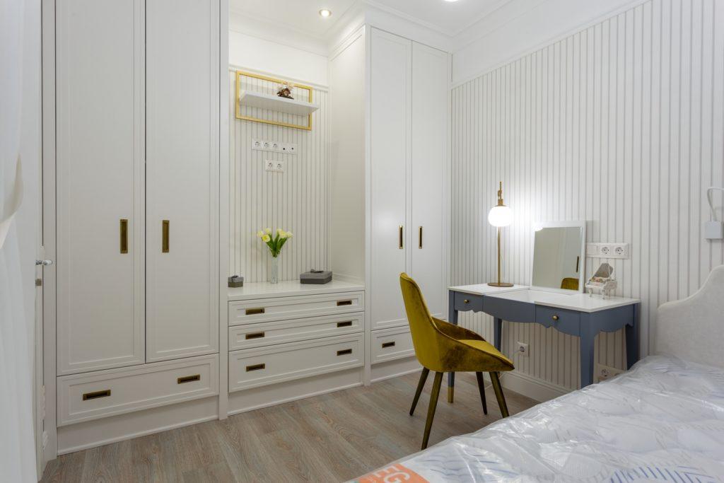 Квартира с дизайнерским ремонтом в ЖК Лотос 19