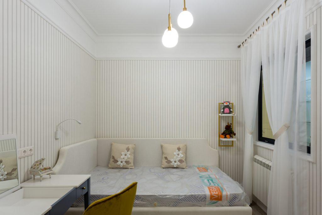 Квартира с дизайнерским ремонтом в ЖК Лотос 20