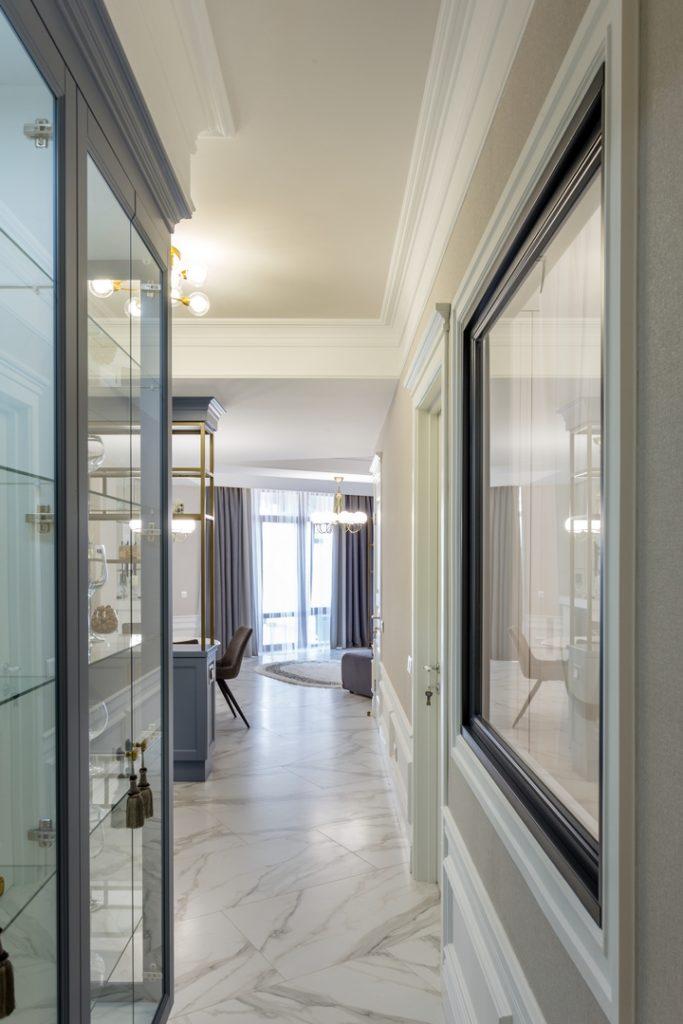 Квартира с дизайнерским ремонтом в ЖК Лотос 21