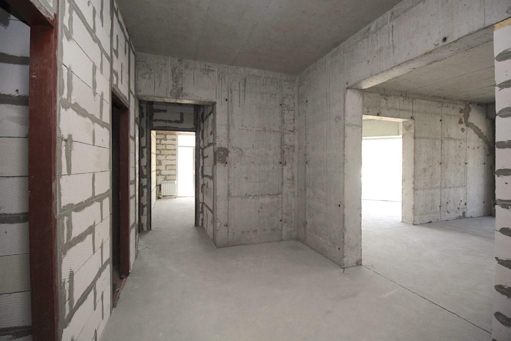 Квартира №1011 в ЖК Шато Лувр 3