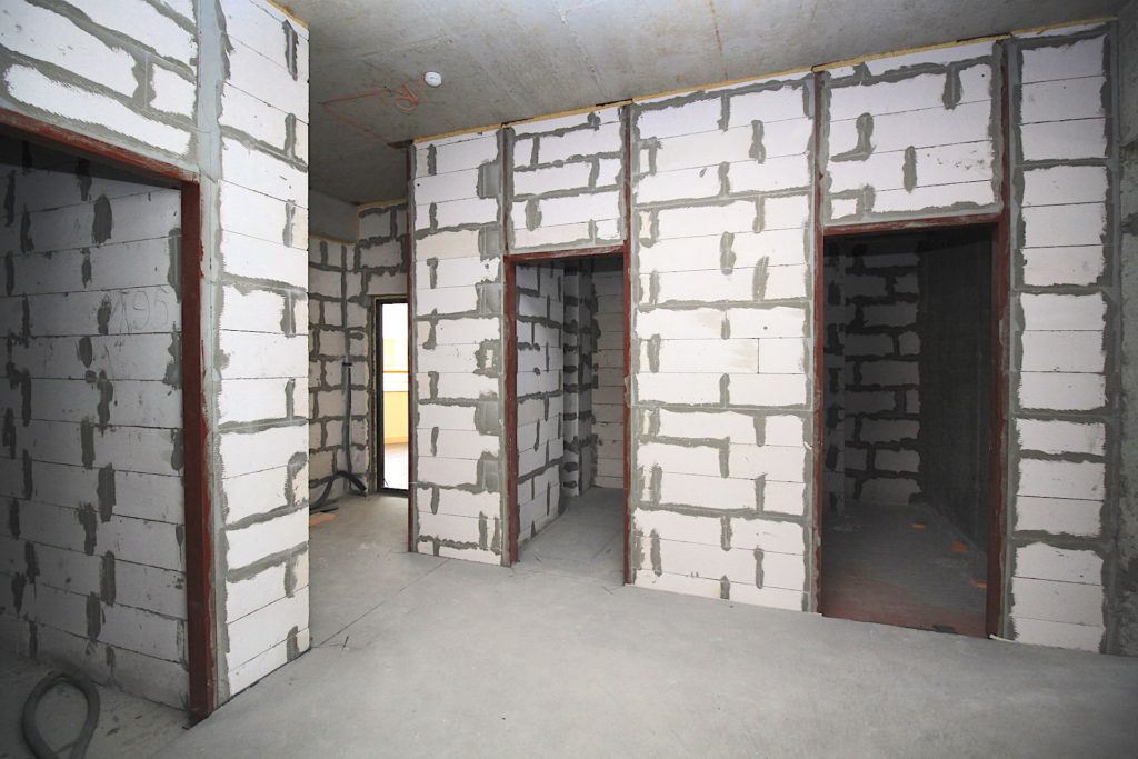 Квартира №1011 в ЖК Шато Лувр 5