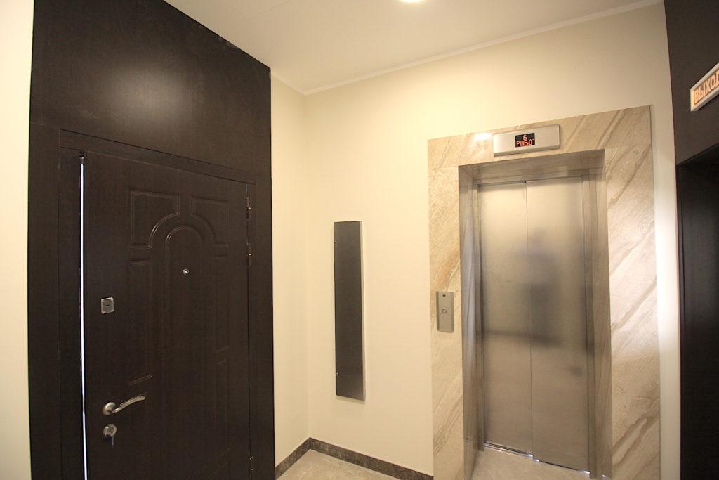Апартаменты №1001 в ЖК Лето 19