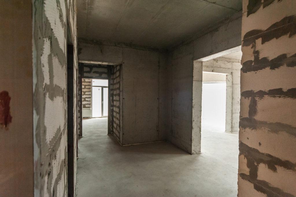 Квартира №1002 в ЖК Шато Лувр 4