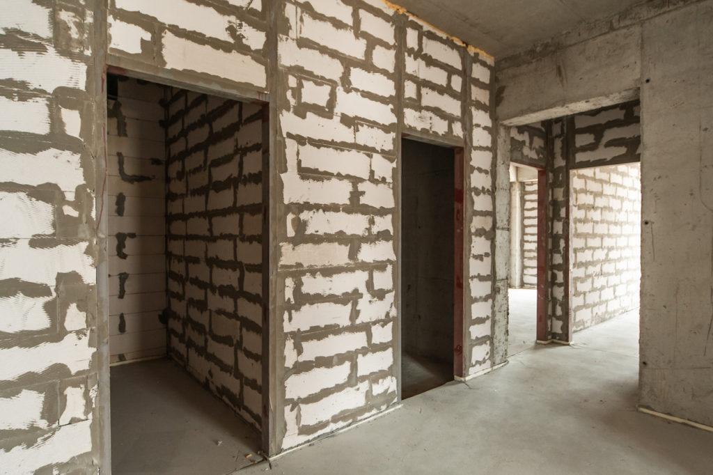 Квартира №1002 в ЖК Шато Лувр 5