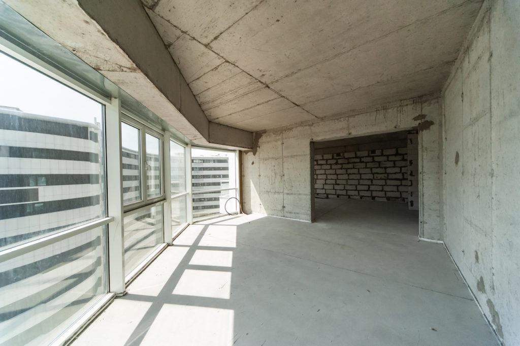 Квартира №1002 в ЖК Шато Лувр 9