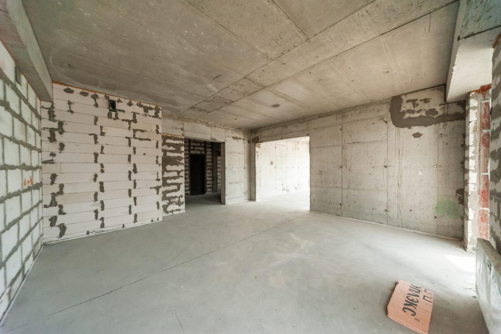 Квартира №1002 в ЖК Шато Лувр 12