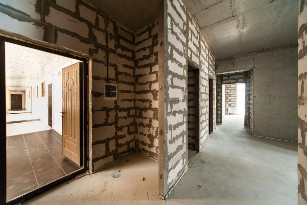 Квартира №1002 в ЖК Шато Лувр 27