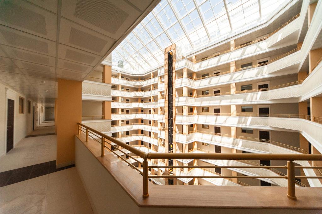 Квартира №713 в ЖК Шато Лувр 24