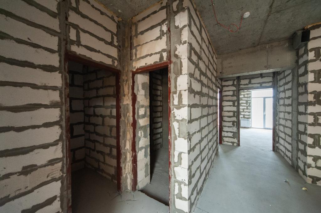 Квартира №1203 в ЖК Шато Лувр 2