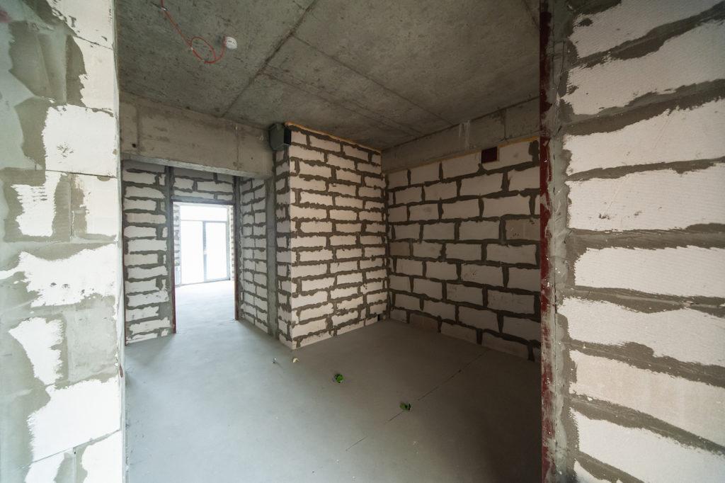 Квартира №1203 в ЖК Шато Лувр 3