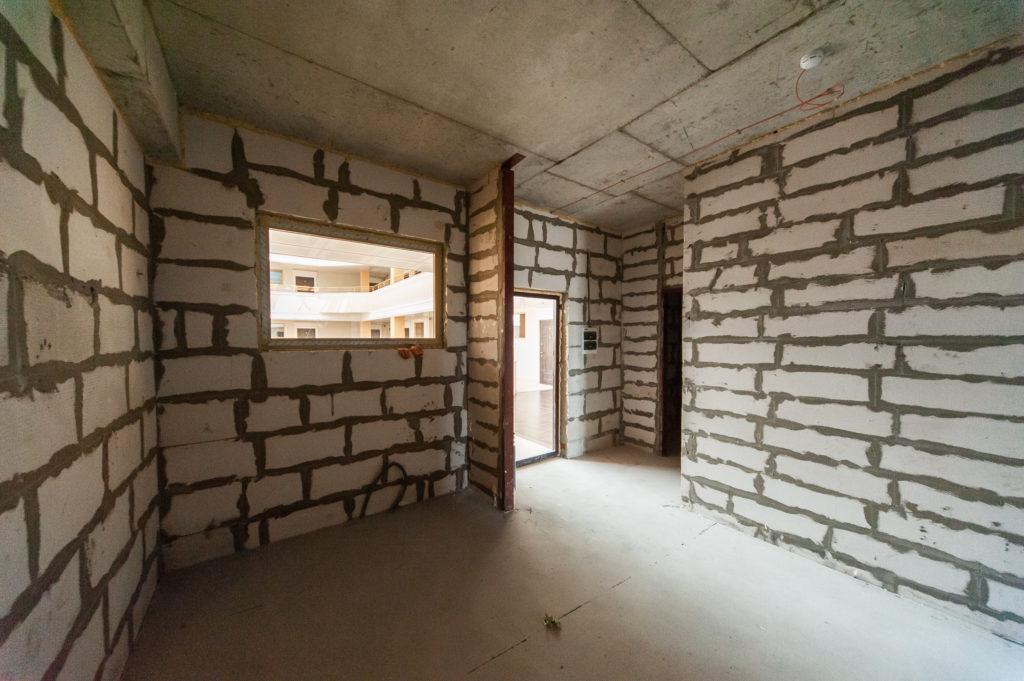 Квартира №1203 в ЖК Шато Лувр 4