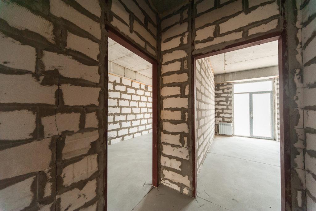 Квартира №1203 в ЖК Шато Лувр 5