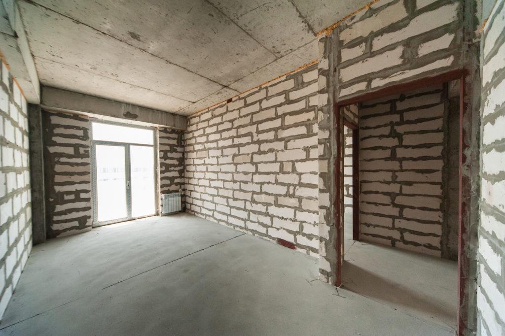 Квартира №1203 в ЖК Шато Лувр 6