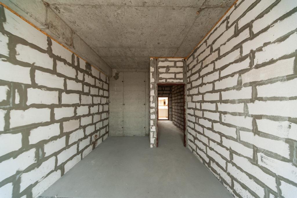 Квартира №1203 в ЖК Шато Лувр 9