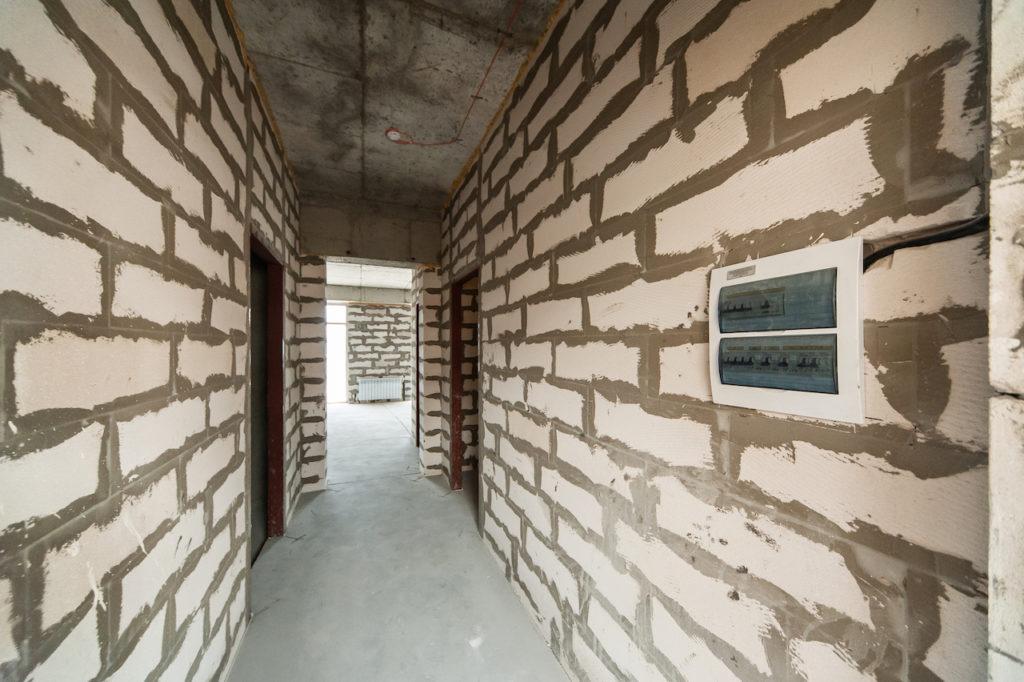 Квартира №1204 в ЖК Шато Лувр 2