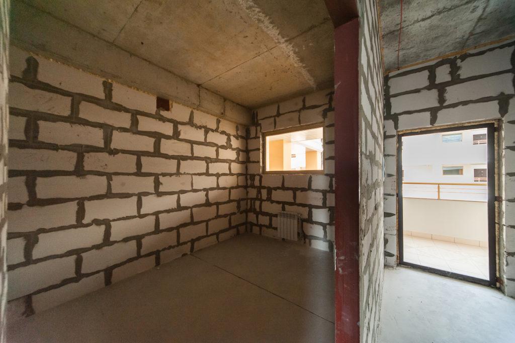 Квартира №1204 в ЖК Шато Лувр 3