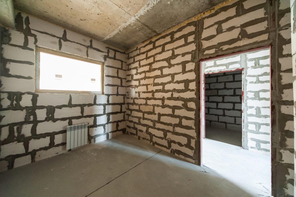 Квартира №1204 в ЖК Шато Лувр 4