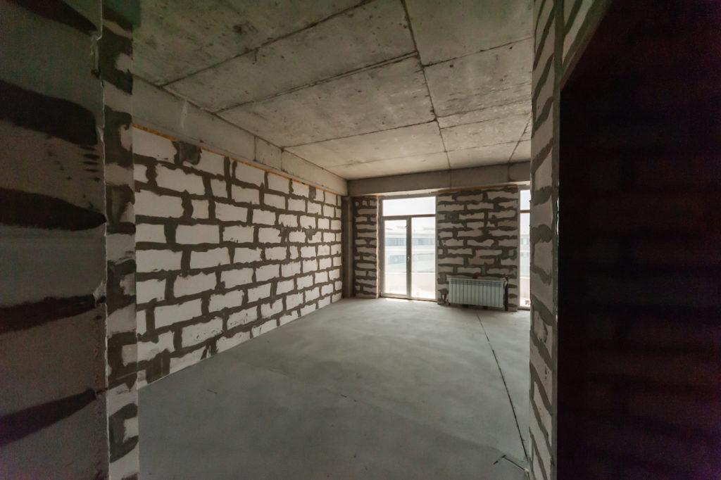 Квартира №1204 в ЖК Шато Лувр 6