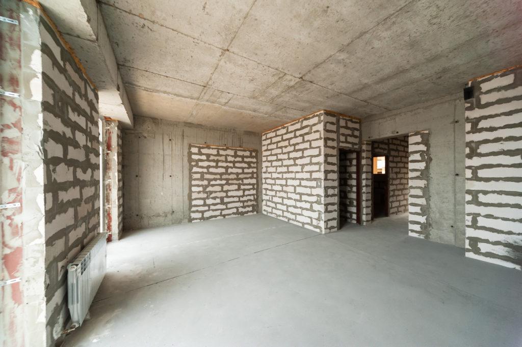 Квартира №1204 в ЖК Шато Лувр 9