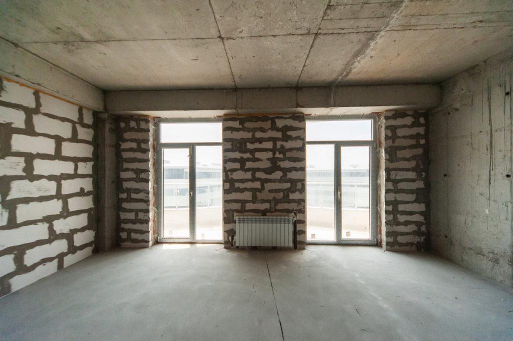 Квартира №1204 в ЖК Шато Лувр 12