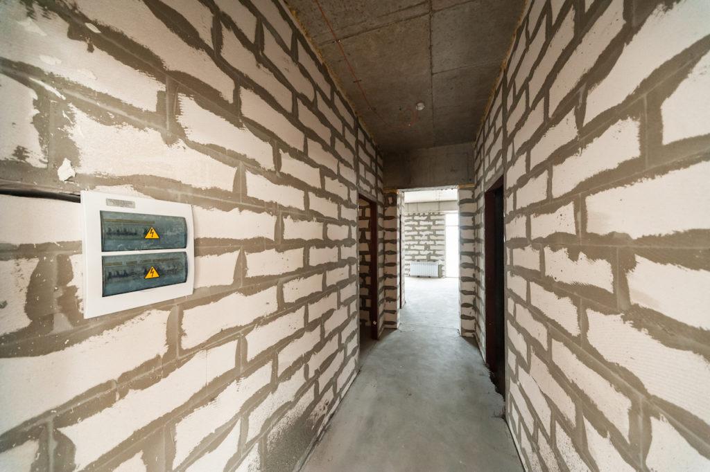 Квартира №1205 в ЖК Шато Лувр 2
