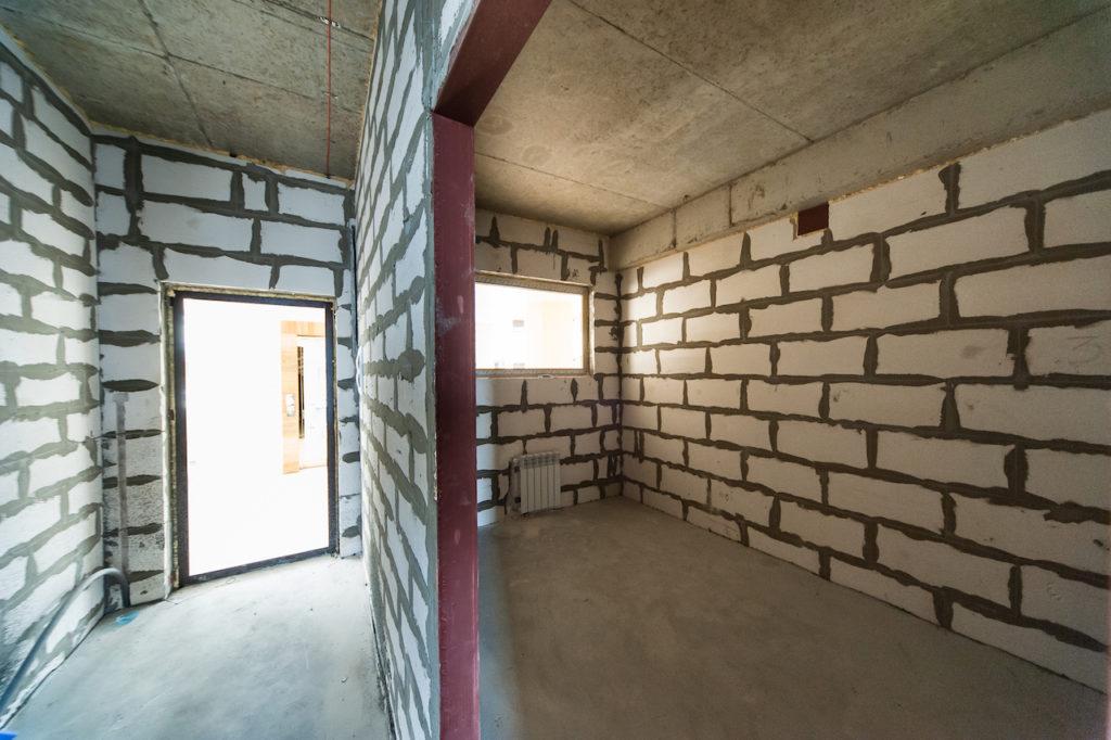 Квартира №1205 в ЖК Шато Лувр 3