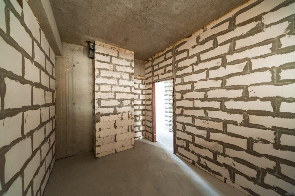 Квартира №1205 в ЖК Шато Лувр 5