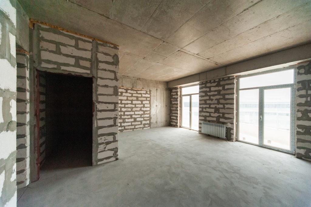 Квартира №1205 в ЖК Шато Лувр 7