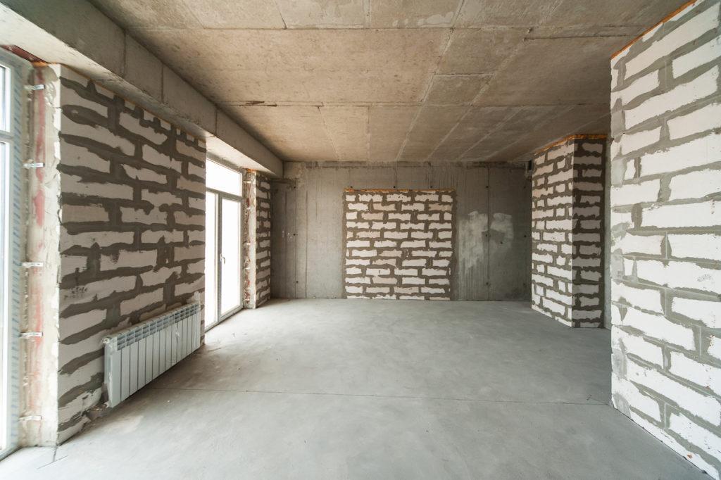 Квартира №1205 в ЖК Шато Лувр 9