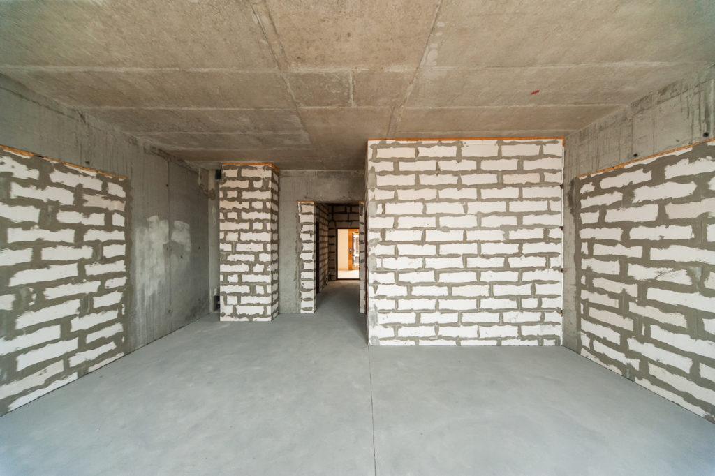 Квартира №1205 в ЖК Шато Лувр 10