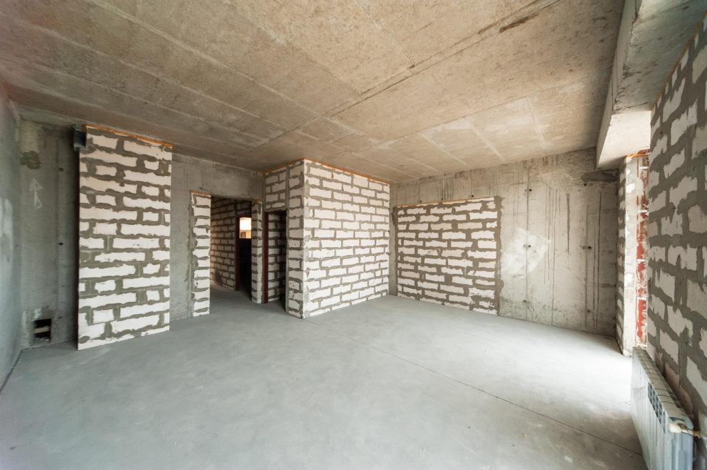 Квартира №1205 в ЖК Шато Лувр 11