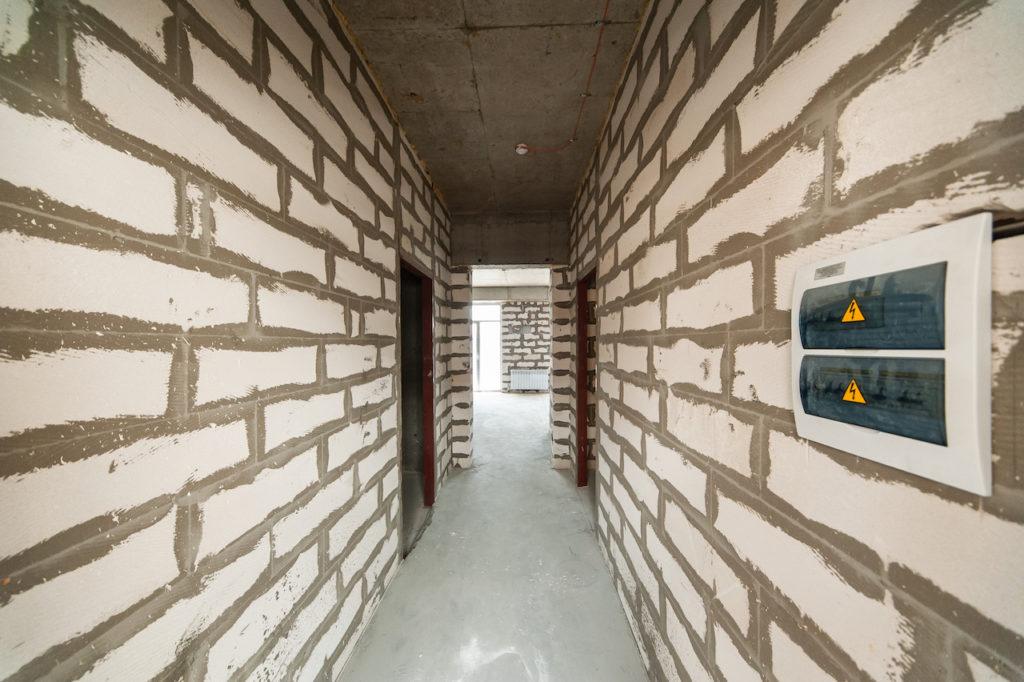 Квартира №1206 в ЖК Шато Лувр 2