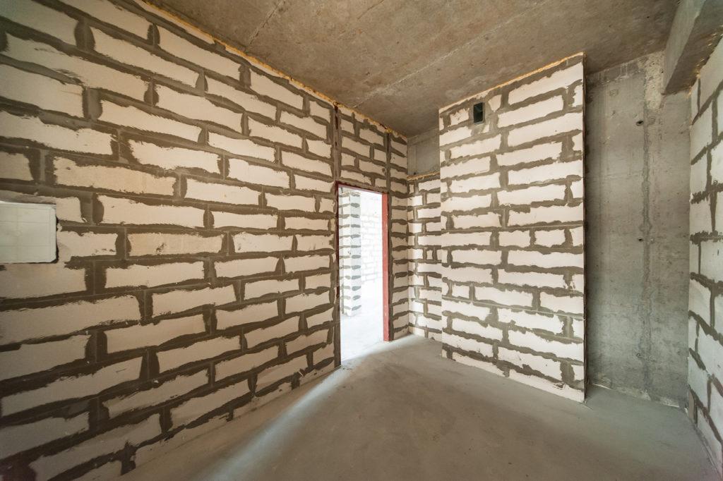 Квартира №1206 в ЖК Шато Лувр 4