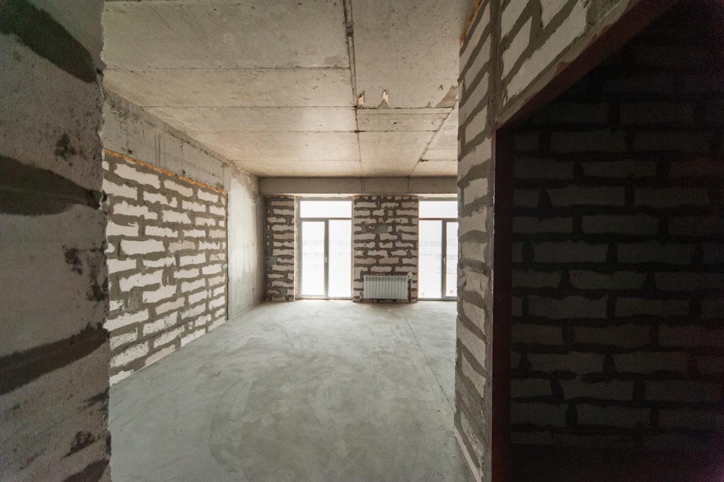 Квартира №1206 в ЖК Шато Лувр 6