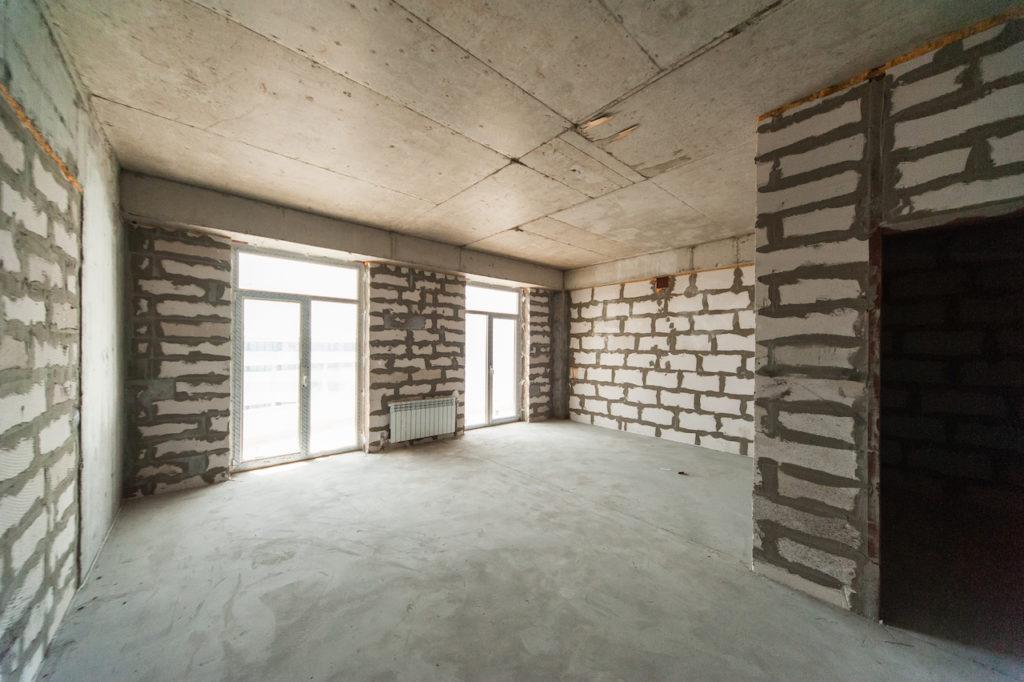 Квартира №1206 в ЖК Шато Лувр 7