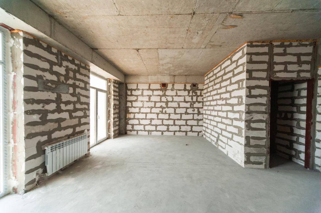 Квартира №1206 в ЖК Шато Лувр 8