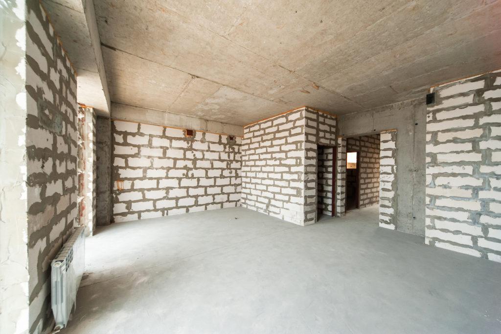 Квартира №1206 в ЖК Шато Лувр 9