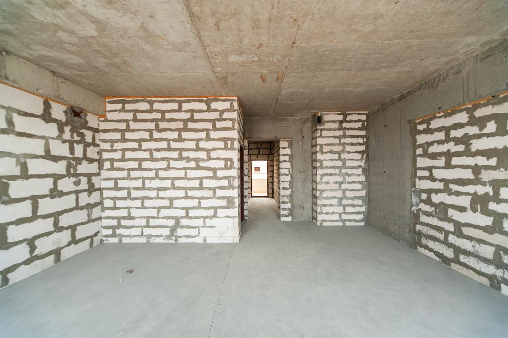 Квартира №1206 в ЖК Шато Лувр 10