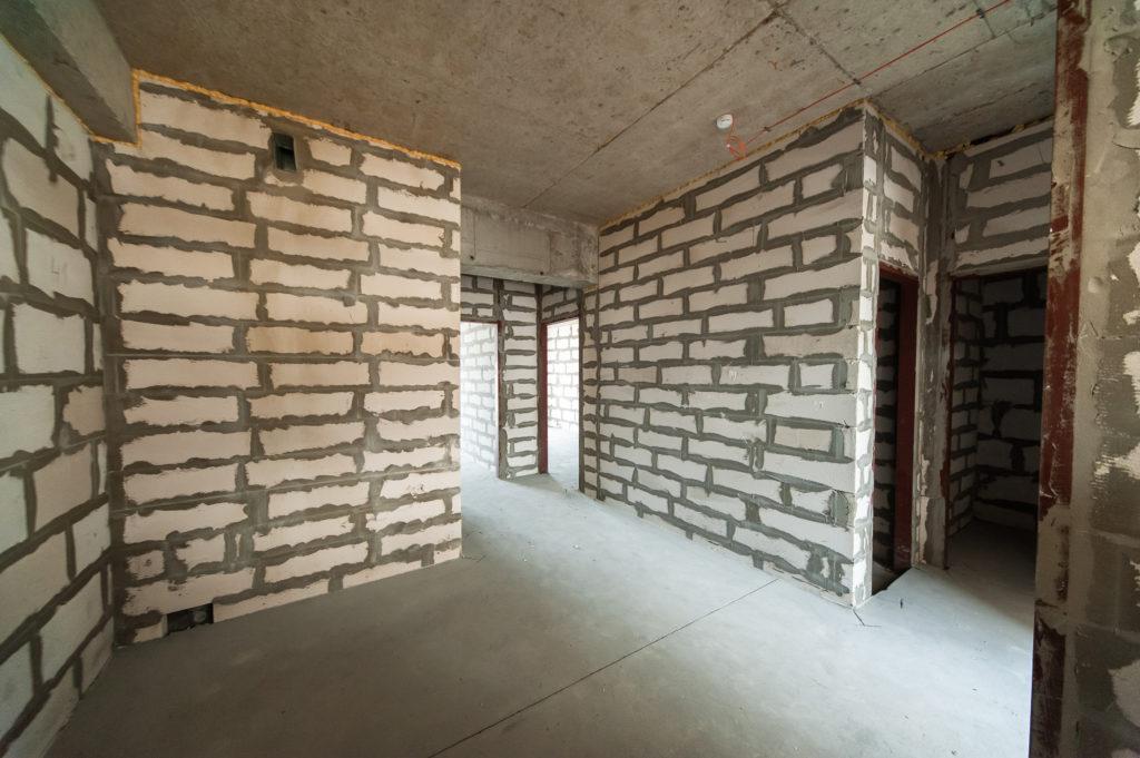 Квартира №1207 в ЖК Шато Лувр 3
