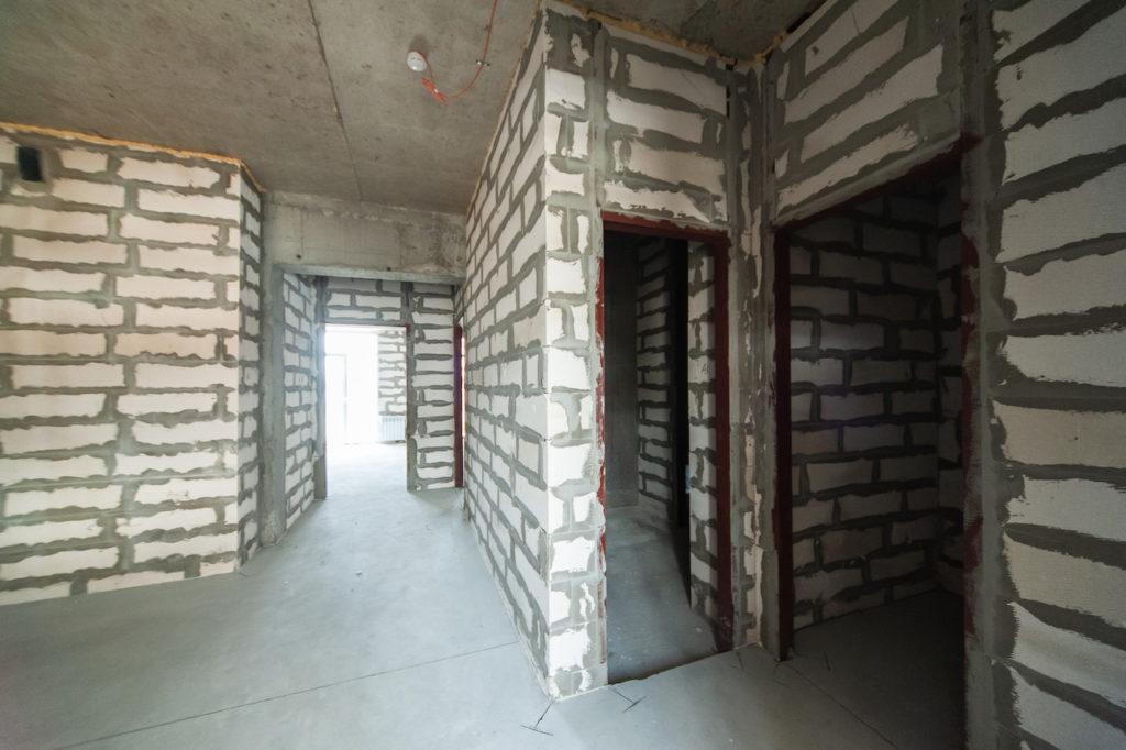 Квартира №1207 в ЖК Шато Лувр 15