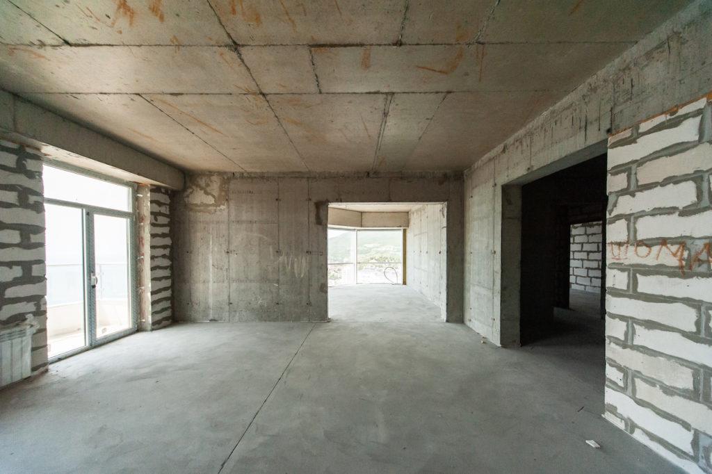 Квартира №1208 в ЖК Шато Лувр 7