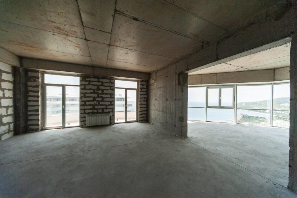 Квартира №1208 в ЖК Шато Лувр 15