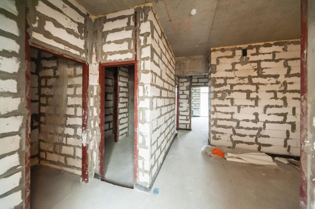 Квартира №1209 в ЖК Шато Лувр 2